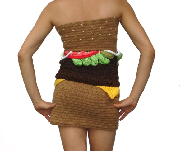 HamburgerDress(Back)