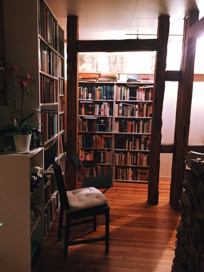 maimu's apartment